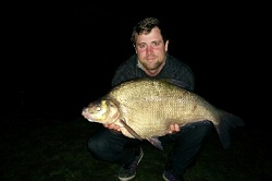 Andy with a PB of 13.10lb