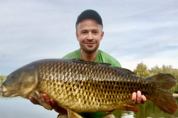 Lowther Carp at 23lbs