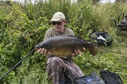 Keith with a 16lb Common
